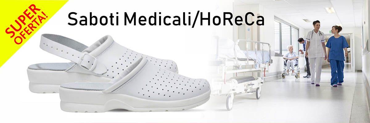 Saboti Medicali / HoReCa